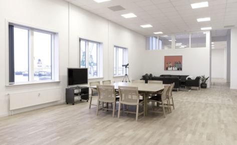 KATTEGAT SILO – etage 4A – 225 m²