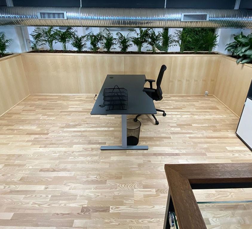 KATTEGAT SILO – MAGASINET – Open Office – 10 m²