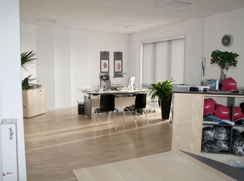 Kontor til leje i KATTEGAT SILO – 3. etage – 75 m²
