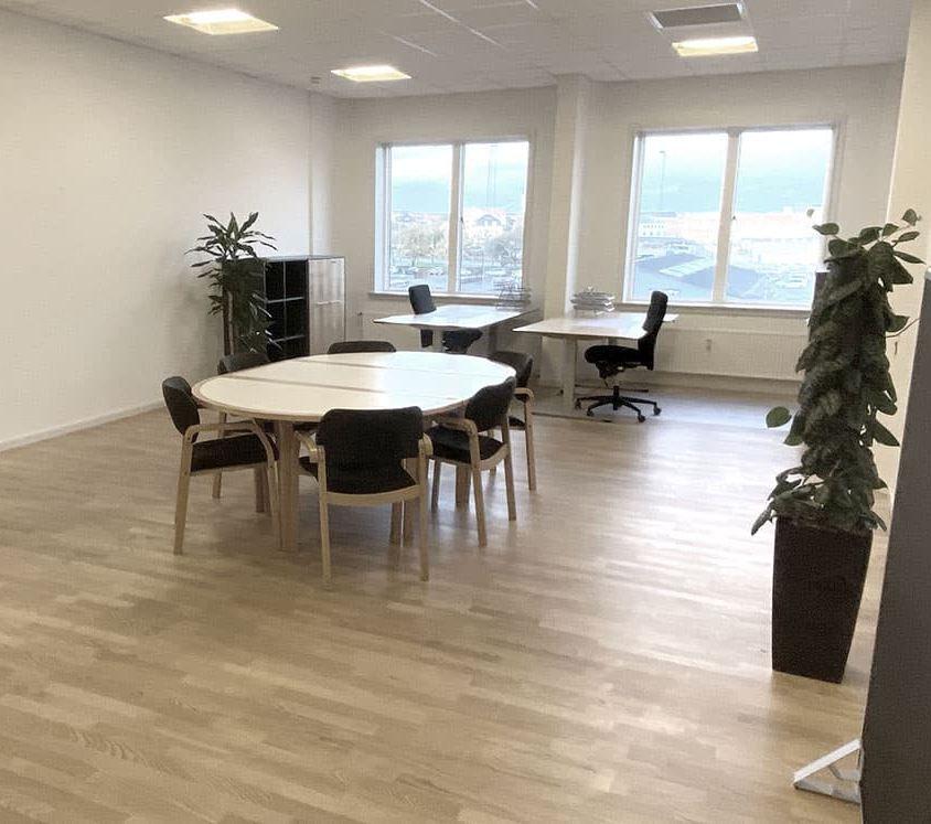 KATTEGAT SILO – KATTEGAT Kontorhotel – 55 m²