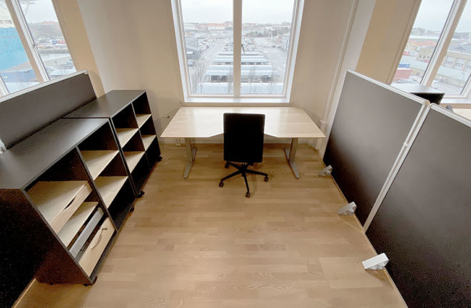 kontor til leje frederikshavn