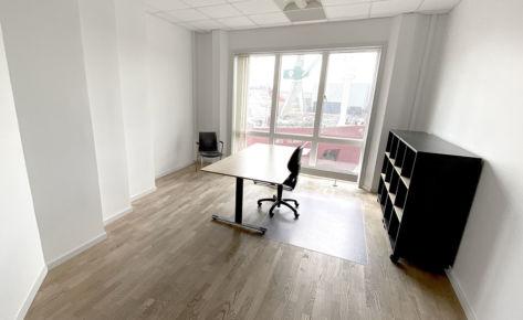 KATTEGAT SILO – KATTEGAT Kontorhotel – 22 m²