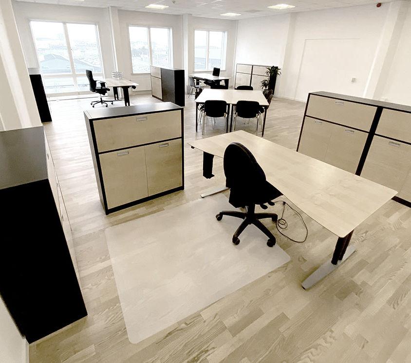 KATTEGAT SILO – KATTEGAT Kontorhotel – 84 m²