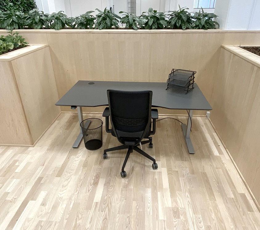 FlexKontor – Fleksibelt kontor – Fleksible betingelser